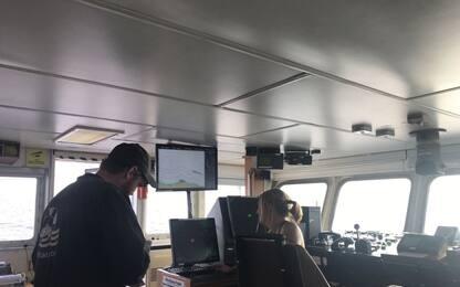 Diario di bordo dalla Seawatch 3: le comunicazioni