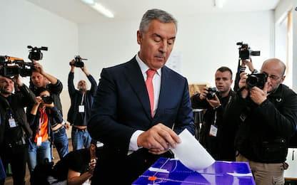 In Montenegro si vota per le presidenziali, Djukanovic favorito