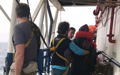 Diario di bordo dalla Seawatch 3: le operazioni di salvataggio
