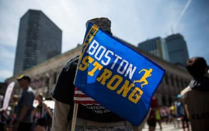 Cinque anni fa l'attentato alla maratona, Boston ricorda le vittime