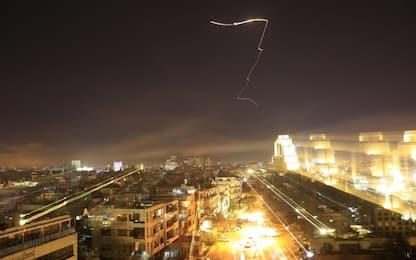 Siria: attacco Usa, Gb e Francia