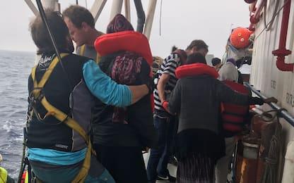 Diario di bordo dalla Seawatch 3: al lavoro dopo i salvataggi