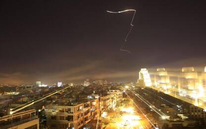 Siria, attacco di Usa, Gb e Francia. Putin: atto di aggressione