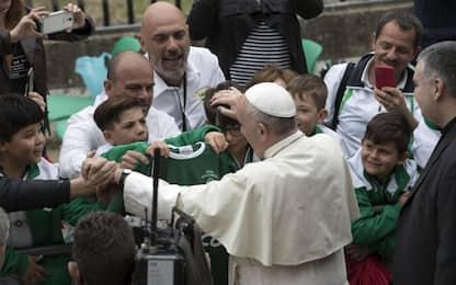 Visita di Papa Francesco a Corviale