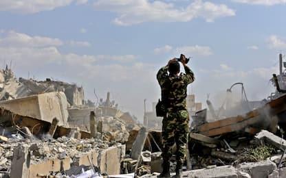 Siria, Putin: raid portano a caos. Trump verso nuove sanzioni a Mosca