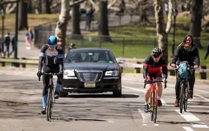 New York, rivoluzione a Central Park: stop alle auto dopo un secolo