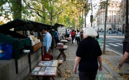Parigi, i librai della Senna vogliono diventare Patrimonio dell'Unesco
