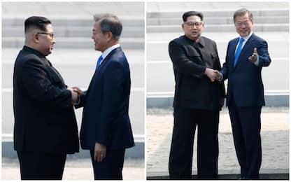 """Coree, Moon ammette contatti con Kim: """"Presto incontro a Seul"""""""