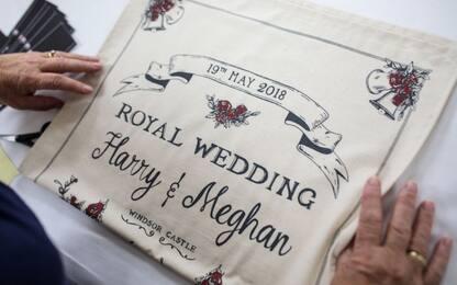 I gadget per il matrimonio reale inglese