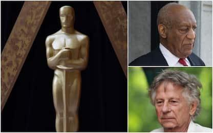 Molestie sessuali, Bill Cosby e Roman Polanski espulsi dall'Academy