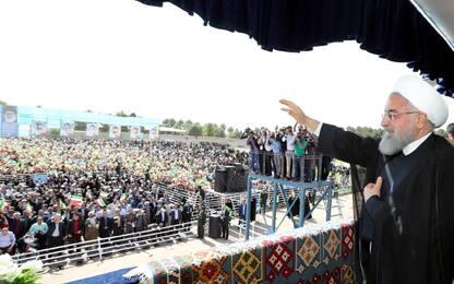 Rohani avverte: gli Usa si pentiranno se escono da accordo nucleare