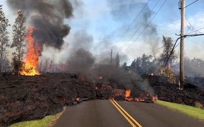 Vulcano Kilauea, allerta alle Hawaii