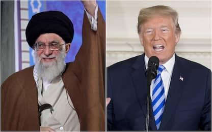 Nucleare Iran, Khamenei a Trump: non puoi fare nulla. Lui: sanzioni