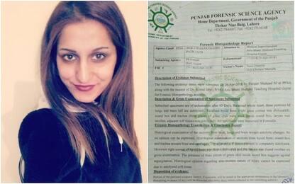 Pakistan, Sana è stata strangolata. Media locali: padre ha confessato