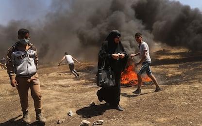 Ancora violenze a Gaza e Cisgiordania: almeno 62 morti da ieri