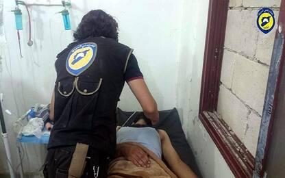 """L'Opac conferma: """"In Siria usate bombe al cloro nel raid di febbraio"""""""