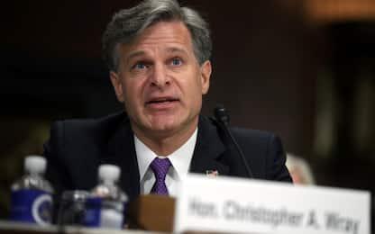 """Fbi: in Usa 2mila inchieste su lupi solitari e """"terroristi domestici"""""""