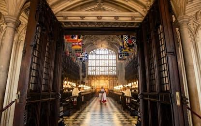 Royal wedding, le prove del coro. FOTO