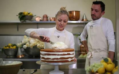 Royal wedding, preparazione della torta