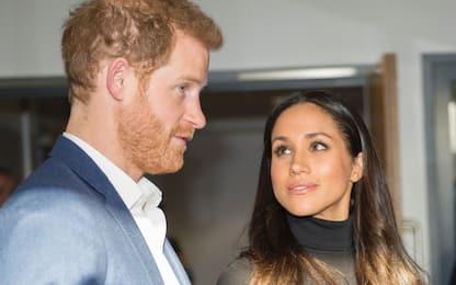 Harry e Meghan, tutto il matrimonio minuto per minuto