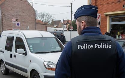 Belgio, fermata una coppia che preparava attacco in Francia