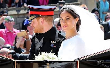 Matrimonio Harry e Meghan, dopo la cerimonia i festeggiamenti
