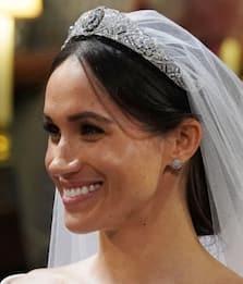 Royal Wedding, sposa in Givenchy. FOTO