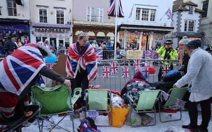Windsor, attesa per il Royal Wedding