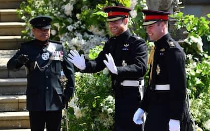 """Royal Baby, William a Harry: """"Benvenuto nel club di chi non dorme"""""""