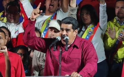 Venezuela, Maduro rieletto presidente con 6 milioni di voti