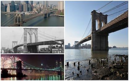 I 135 anni del ponte di Brooklyn