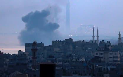 Gaza, accordo Hamas-Israele: in vigore cessate il fuoco