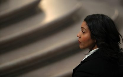 London Breed è la prima sindaca afroamericana eletta a San Francisco