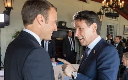 """Nave Aquarius, Conte a Parigi da Macron: """"Caso chiuso"""""""
