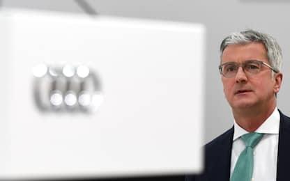 Dieselgate, fermato l'amministratore delegato di Audi Rupert Stadler