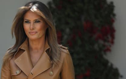 Melania Trump, uscito negli Usa un libro sulla first lady