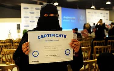 GettyImages-arabia-saudita-donne-patente