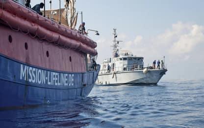 Migranti, da Vos Thalassa a Lifeline: navi private e Ong in soccorso