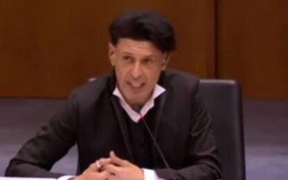 """Ezio Bosso al Parlamento europeo: """"La musica non ha confini"""""""