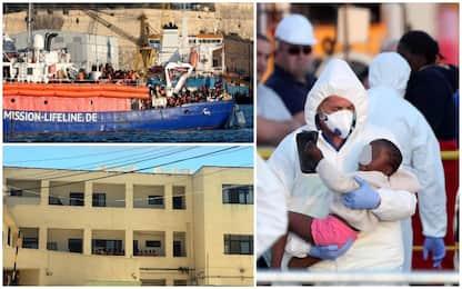 Migranti, Malta chiude i suoi porti a operazioni delle navi Ong