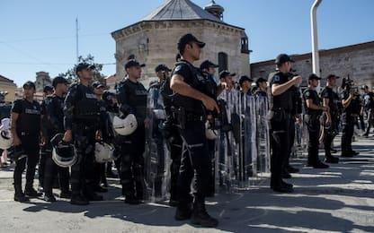 Istanbul, Gay Pride vietato: sparati proiettili plastica contro corteo