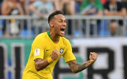 Russia 2018, Brasile e Belgio ai quarti