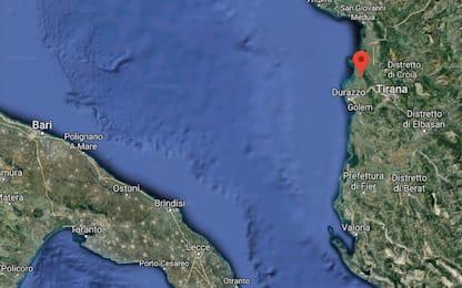 Terremoto in Albania, magnitudo 5.1: scosse avvertite in Puglia