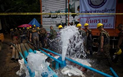 Thailandia, corsa contro il tempo per salvare i ragazzi intrappolati