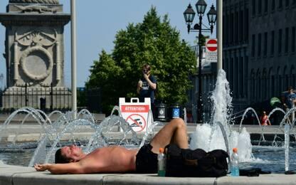 Ondata di caldo in Canada, in Quebec 54 morti in 7 giorni