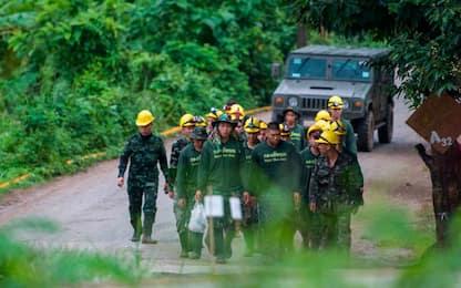 Thailandia, riprese le operazioni