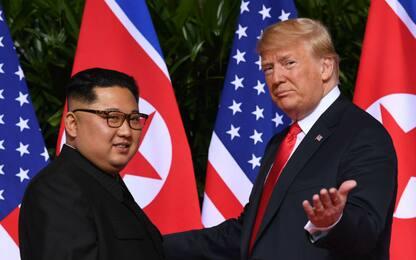 """Trump ha un regalo per Kim Jong-un: cd di Elton John con """"Rocket man"""""""