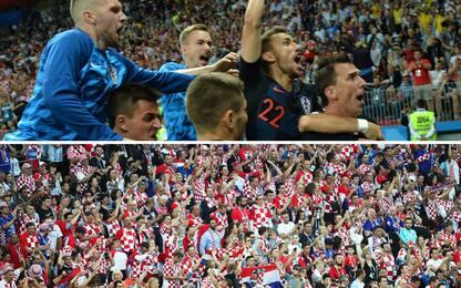 Mondiali, Croazia in finale