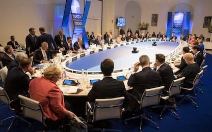 """Nato, Trump: """"Stati aumentino spese"""". Conte: nessuna variazione in più"""