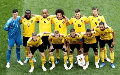 Belgio-Inghilterra 2-0